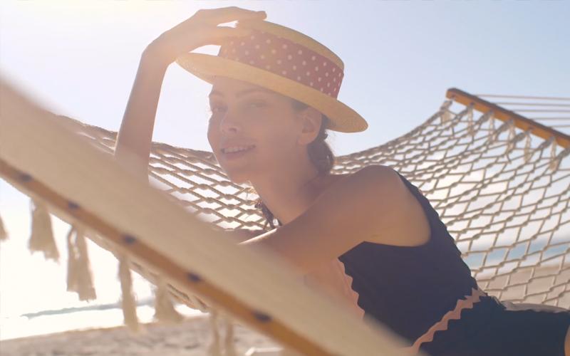 缤纷夏日泳衣视频宣传片拍摄