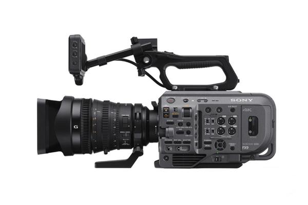 索尼发布PXW-FX9全画幅6K摄像机